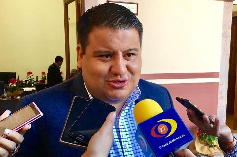 Desde el Grupo Parlamentario garantizamos un buen análisis que ponderará el buen uso de los recursos públicos en favor de los michoacanos: Puebla Arévalo