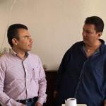 Fidel Calderón advirtió que al interior del PRD se aprecia, se vive y se palpa el respaldo a favor del dos veces candidato presidencial