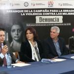 La secretaria de Igualdad Sustantiva y Desarrollo de las Mujeres Michoacanas, Fabiola Alanís Sámano, reconoció que la complejidad del fenómeno de la violencia y las acciones de combate y prevención requieren de la participación conjunta del gobierno y la sociedad