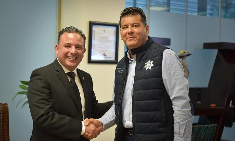Carlos Quintana reiteró la pertinencia de que los diversos actores del estado sumen esfuerzos y analicen continuamente la efectividad de las políticas públicas en materia de seguridad pública