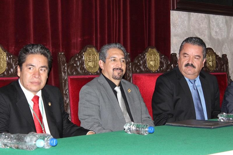 Concluye visita de evaluadores del Consejo Nacional para la Acreditación de la Educación Superior en Derecho