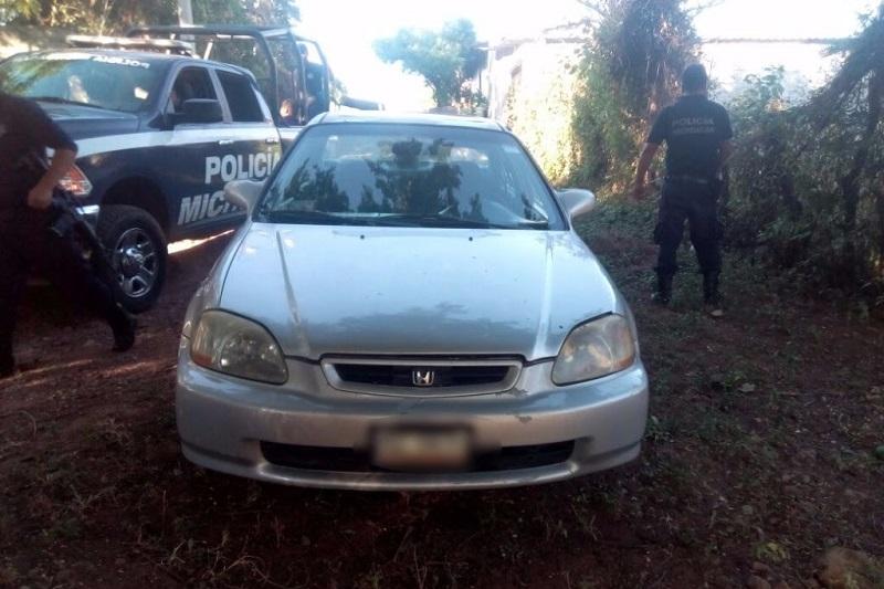 Los presuntos implicados, vehículos, droga y armas de fuego fueron puestos a disposición de la autoridad competente