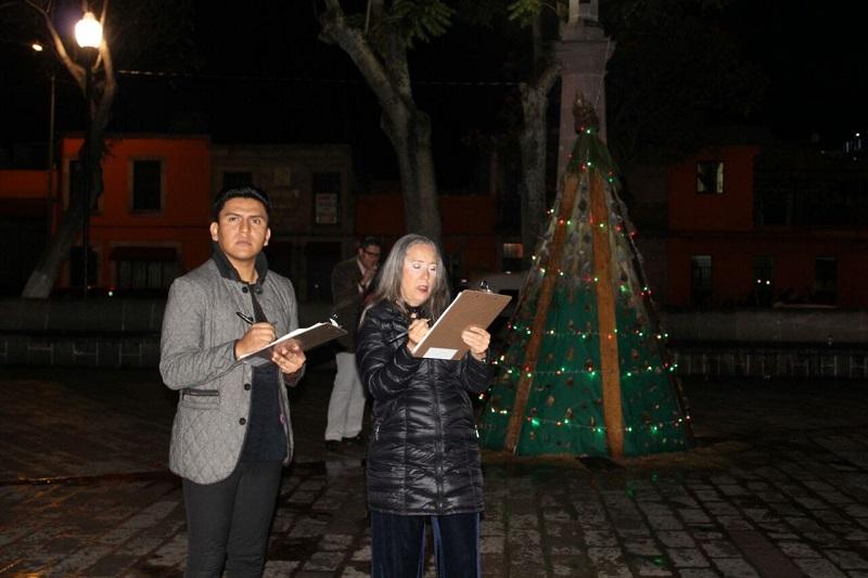 Como jurados participaron Ricardo Soria, Especialista en Diseño; Gloria Westcott, Profesora de Arte visual; y Adrián Rentería Marronquin, Especialista en Artes Visuales