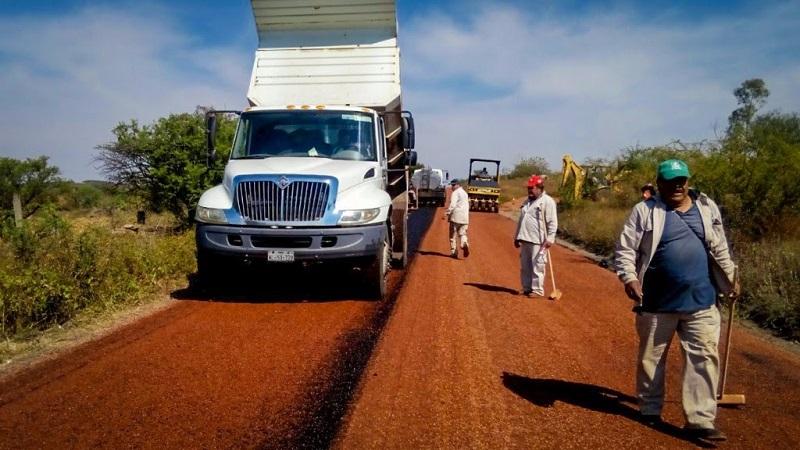 La rehabilitación del camino La Luz – San José de Rábago arrancó el pasado 22 de noviembre, y la fecha tentativa para su conclusión es el 9 de diciembre del presente año