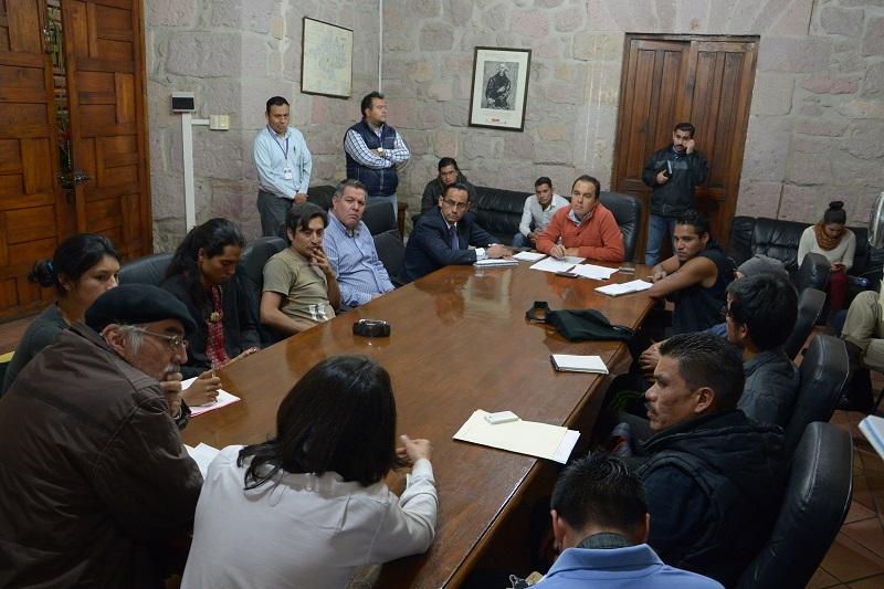 Autoridades municipales se reunieron nuevamente con integrantes del Foro CEPA