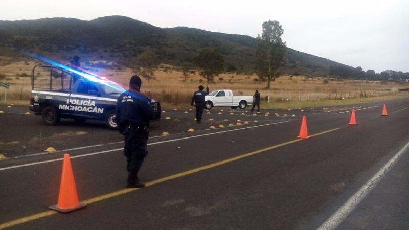 Tras los hechos violentos, SSP y Sedena reforzaron la seguridad en la región de Zamora