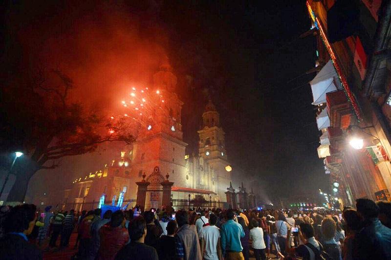 Performance y obra de teatro antecederán el ya tradicional encendido de la Catedral Moreliana