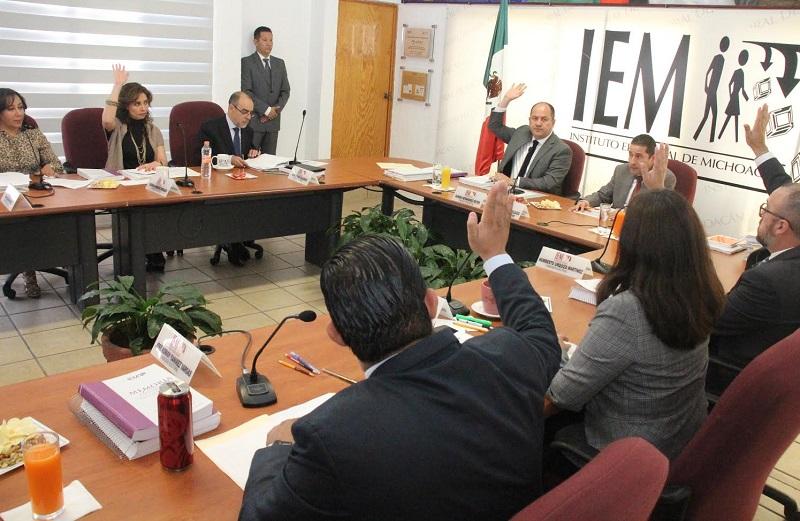 El consejero presidente del IEM, Ramón Hernández Reyes, expresó que el Reglamento de Mecanismos de Participación Ciudadana extiende los derechos políticos de los ciudadanos