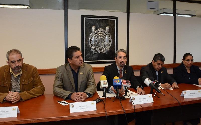 Investigadores de la Universidad Michoacana  dejan constancia de su capacidad para estar al frente de científicos de México, Estados Unidos y Europa