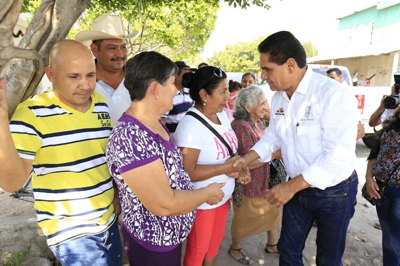 Aureoles Conejo dio el banderazo de arranque de varias obras en materia de salud, vialidad y mejora a la vivienda, con una inversión global cercana a los 7 mdp