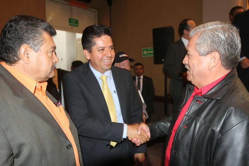 García Conejo especificó que el PRD será un partido que luchará por todos los migrantes que están en Estados Unidos