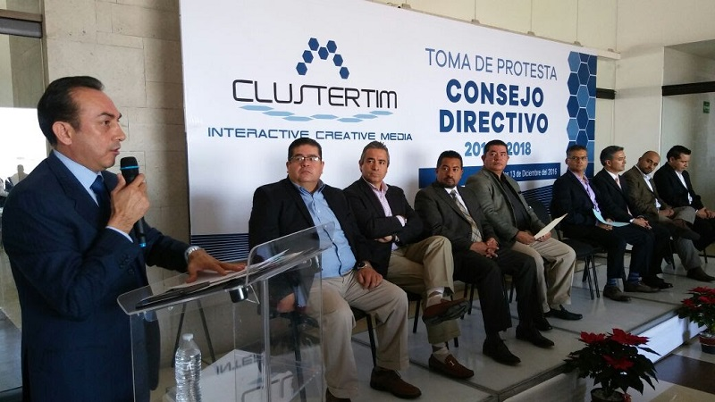 Soto Sánchez insistió a las empresas a valorar el talento de los michoacanos y desarrollar más espacios que sirvan para fomentar el intercambio de ideas y poder hacer crecer la industria