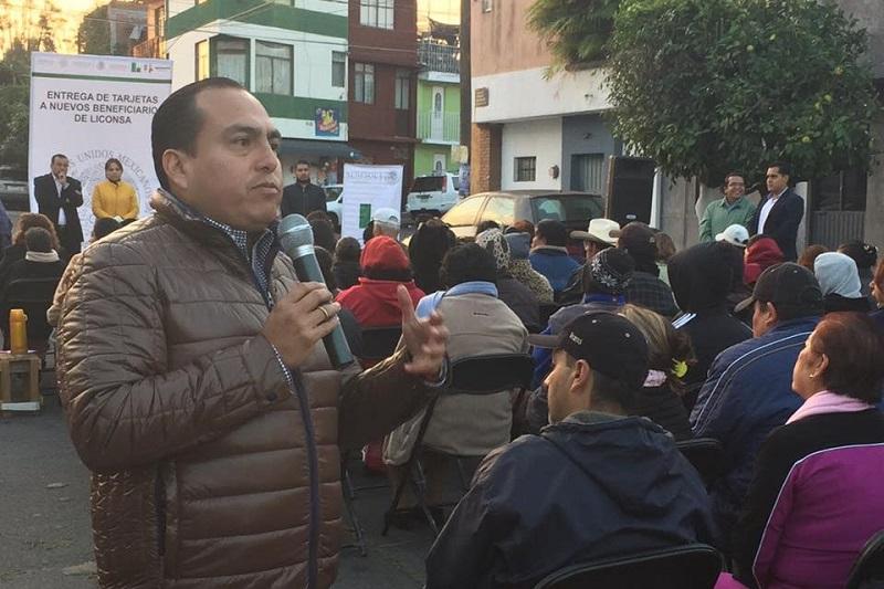 Color Gasca resaltó la importancia y el apoyo que ha aportado el Presidente de México para que hoy en día cientos de michoacanos puedan tener una mejor calidad de vida y mayores oportunidades en diversos ámbitos