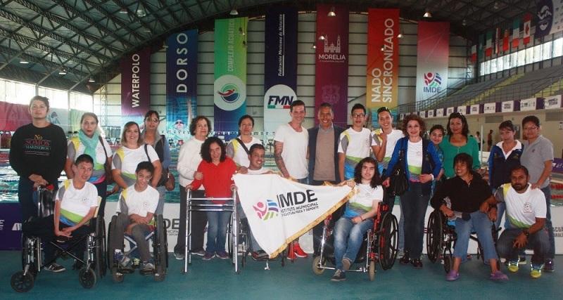El Campeonato Nacional Multideportivo de Parálisis Cerebral, tendrá verificativo del 15 al 17 de diciembre en Tlalnepantla, Estado de México