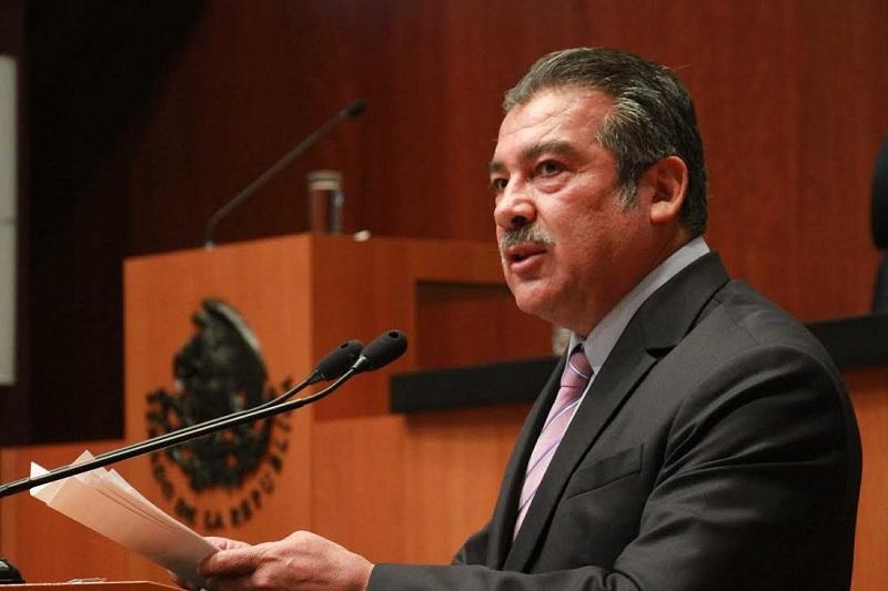 Michoacán es uno de los estados en el que hemos padecido las consecuencias del flagelo del tráfico de drogas y la falta de una estrategia integral para atenderlo con eficacia: Morón Orozco