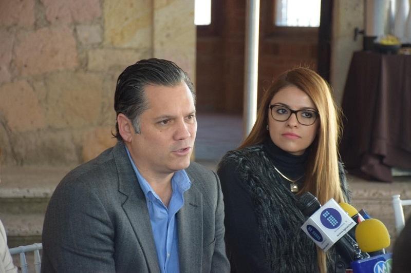 El presidente de los industriales en Michoacán dijo que en el 2016 el sector industrial creció en promedio un 3 por ciento, la mitad del pronóstico esperado