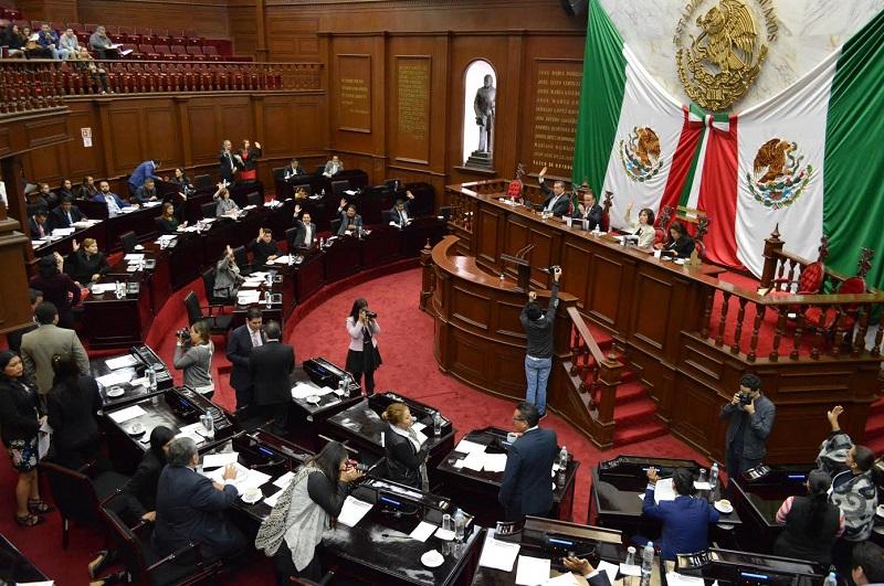 También a comisiones unidas se envió la propuesta del Ejecutivo estatal para la reestructuración de la deuda