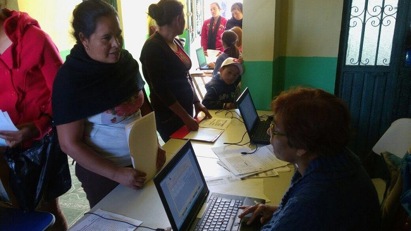 El equipo de LICONSA Michoacán comenzó la jornada en la cual nuevos beneficiarios podrán acceder a la fortificada de LICONSA