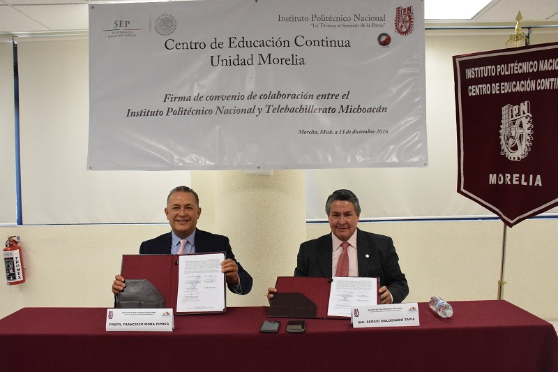Francisco Mora Ciprés expuso que alrededor del 40 por ciento de los habitantes en Michoacán radica en zonas rurales, por lo que este convenio es relevante porque promoverá el impulso al desarrollo económico y social de la entidad