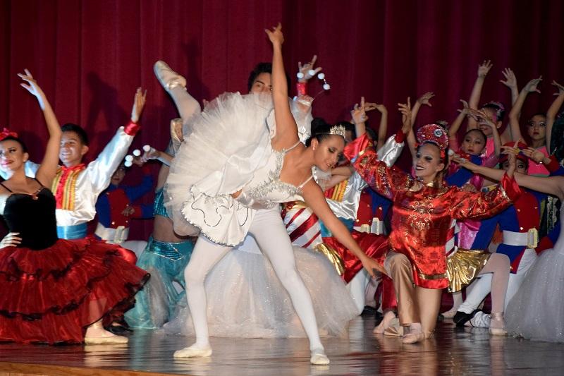 Se cumplió con la meta de recaudación de cobijas durante la puesta en escena realizada en el Teatro Dr. Samuel Ramos