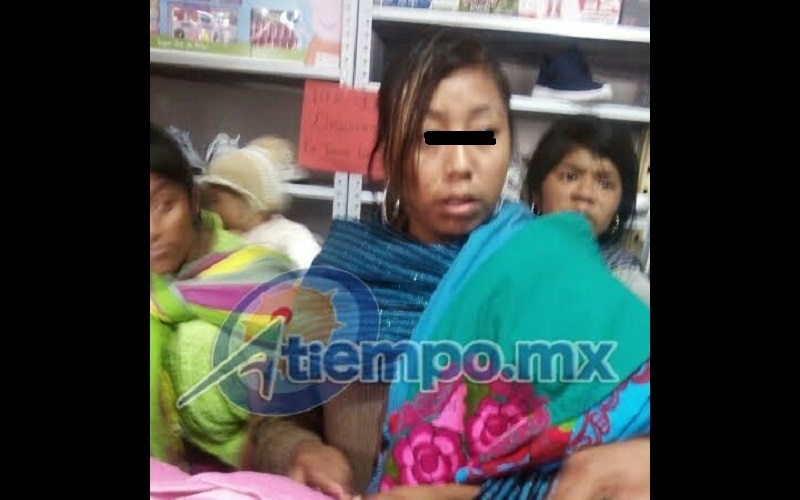 Los hechos se registraron en un establecimiento ubicado en la calle Morelos Sur, entre Valladolid y Antonio Alzate; en la diligencia participaron el Grupo Tigre y Policía Michoacán (FOTO: FRANCISCO ALBERTO SOTOMAYOR)