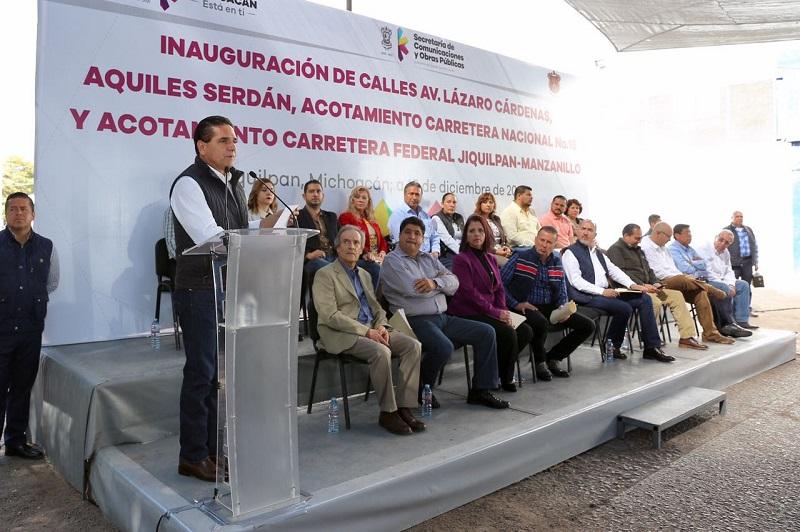 Gracias a las gestiones de Silvano Aureoles, se recuperan cerca de 15 mdp federales del ejercicio 2014