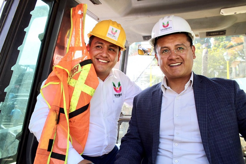 Carlos Torres Piña enfatizó que Uruapan ya retomó la ruta del desarrollo y del progreso, con una administración que antepuso los interés sociales, que planeó obras de la mano de la gente, con transparencia y enfoque ciudadano