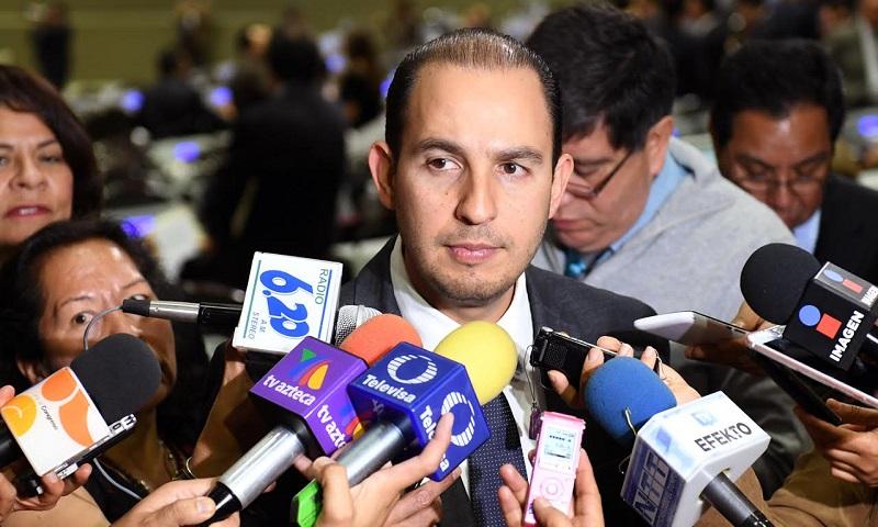 Si se aplican bien la ley, las normas y los criterios, la LXIII Legislatura se convertirá en la más transparente en la historia del país, asegura Cortés Mendoza