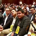 """""""Con todos los resolutivos, pero esencialmente con estos dos, hoy el PRD en Michoacán realinea su posición político-ideológica y da un ejemplo a nivel nacional de cómo se deben hacer las cosas en los proyectos de nación de cara al 2018"""", concluyó Puebla Arévalo"""