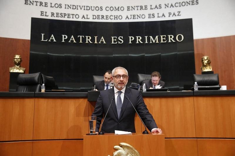 Vega Casillas dijo que es indispensable pensar en políticas públicas que detonen la generación de empleos, productividad, reducción de pobreza laboral, bajar la informalidad y deuda pública así como la delincuencia