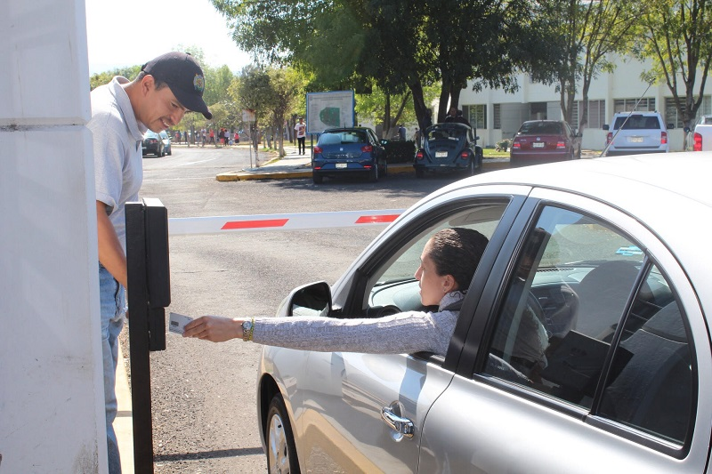 Brindar mayor seguridad a la comunidad nicolaita, el objetivo