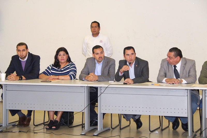 La ciudad fue sede de la segunda Reunión de la Red de Municipios Saludables