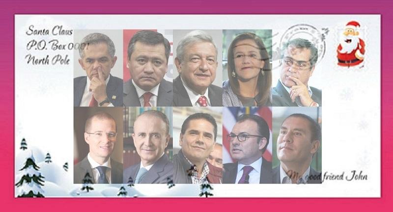 ¿Qué pedirían a San Nicolás de Bari los aspirantes presidenciales?