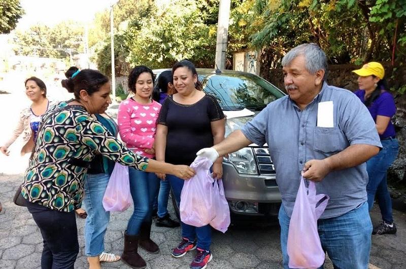 Ángel Cedillo reconoció que no se puede alcanzar prosperidad y bienestar social mientras exista un sector de la población que padece la marginación y los estragos de la desigualdad social