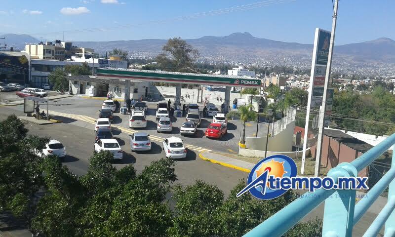 Entre los municipios de Michoacán que también reportan desabasto de combustibles se encuentran también Zacapu y Zamora