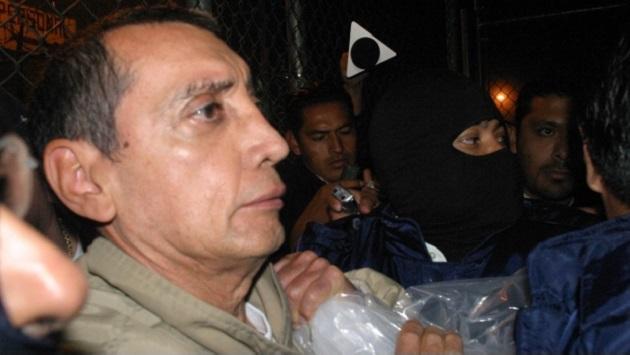 """""""Voy a la cárcel, pero ignoro a cuál y dónde. En México continuaré la lucha por demostrar mi inocencia"""", señaló Villanueva"""