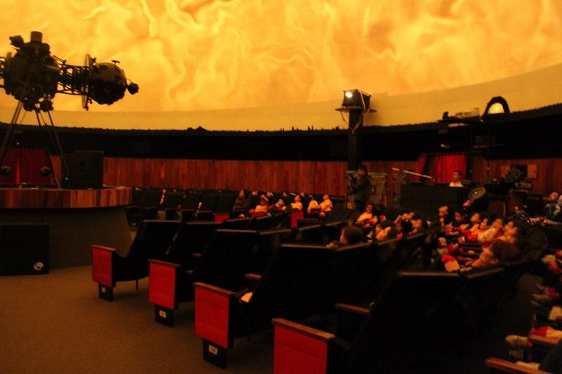 El recinto cuenta con un Planetario Móvil, el cual ha sido solicitado por distintos municipios y comunidades rurales de Michoacán