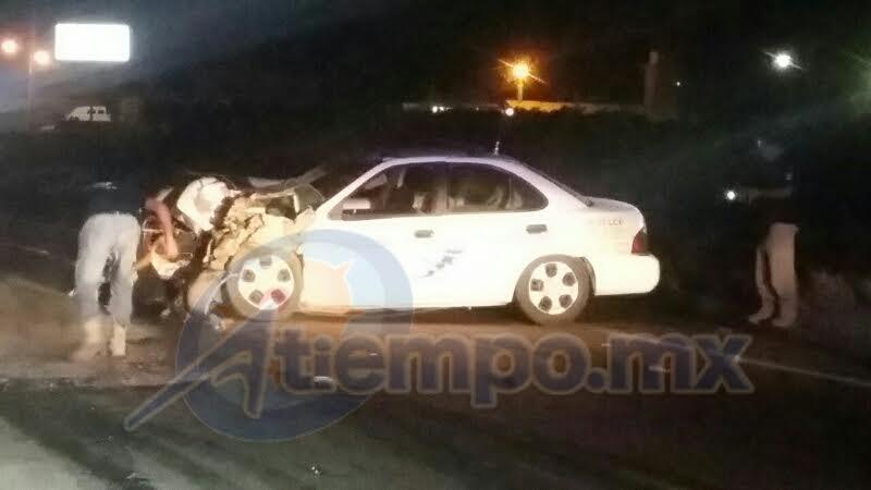 Siguen los accidentes de tránsito en las carreteras de Michoacán (FOTOS: FRANCISCO ALBERTO SOTOMAYOR)