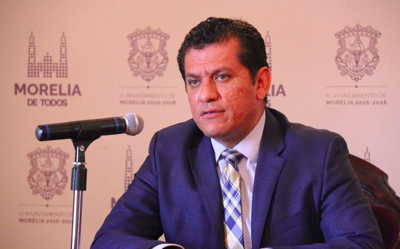 Guzmán Díaz invitó a los morelianos para que aprovechen los últimos días de descuentos, ya que será hasta el próximo 29 de diciembre