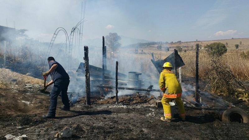 En la capital michoacana se vienen registrando incendios casi todos los días en las últimas semanas