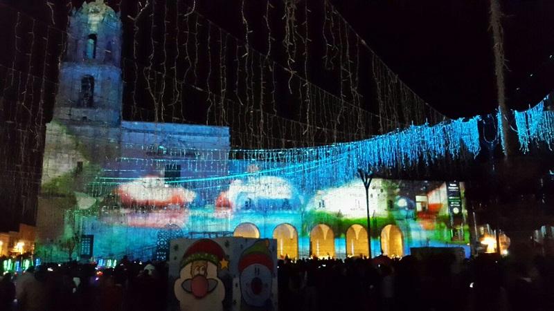 El programa de actividades navideñas se extiende hasta el último día de diciembre
