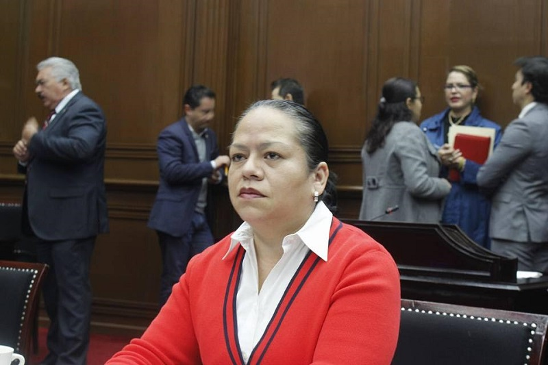 Jeovana Alcántar resaltó que una propuesta que defiende el PRD es que en la construcción del presupuesto buscar que el mismo sea equilibrado, en el que se privilegie la inversión pública y disminuya el gasto corriente