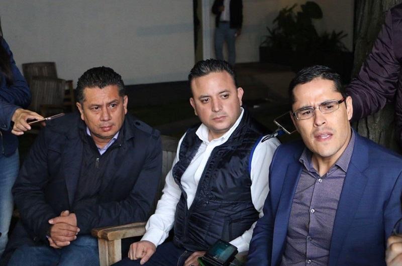 Carlos Quintana destacó que como parte del compromiso por la seguridad de los ciudadanos, se impulsó que Michoacán cuente con un cuerpo policiaco profesionalizado y se garantice que año con año se incremente el número elementos de seguridad ante el déficit de policías que vive la entidad