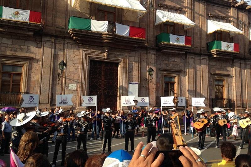 El Ayuntamiento de Morelia emprendió 27 acciones tanto preventivas como correctivas, a favor del Centro Histórico