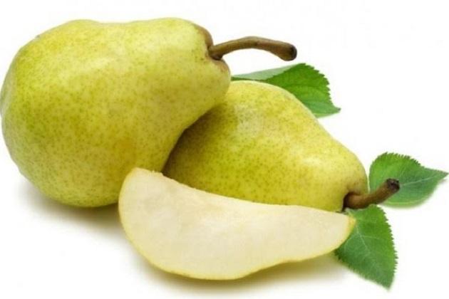 Huergo Maurin destacó que el estado de Puebla es el principal productor de pera, con una producción estimada en 8 mil 121 toneladas
