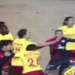 El duelo culminó 1-1, con goles del capitán de los 'Zorros', Rafael Márquez al 10′ y de Fernando Ortiz al minuto 72