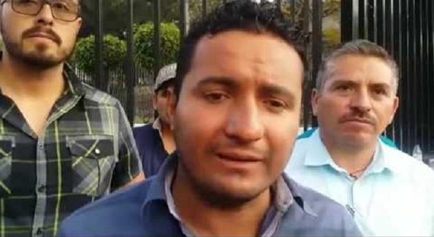 José Humberto García indicó que se tiene la confianza en que las autoridades estatales cumplirán su palabra, motivo por el cual se evitó el plantón de presidentes municipales en la ciudad de Morelia