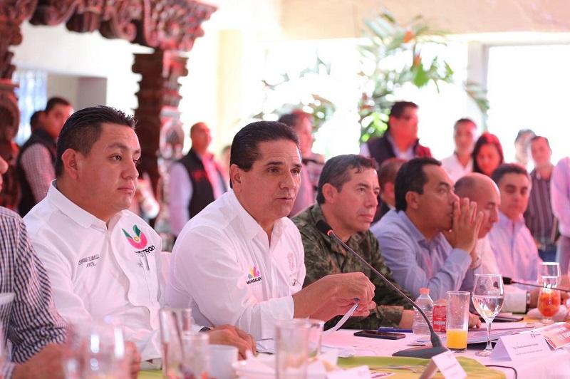 Aureoles Conejo designó al titular de la Sedrua, Francisco Huergo Maurín, como enlace estatal para revisar los avances y propuestas del Consejo