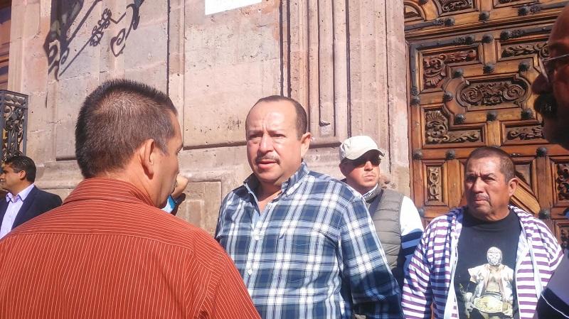 Martínez Pasalagua destacó que los transportistas, rechazan los actos de vandalismo, pero reiteró que se seguirán movilizando