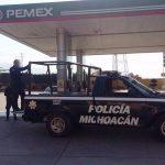 La SSP mantiene operativos permanentes en carreteras, centros comerciales y estaciones de gasolina ante las protestas que se realizan a nivel nacional por el incremento en el costo de los hidrocarburos